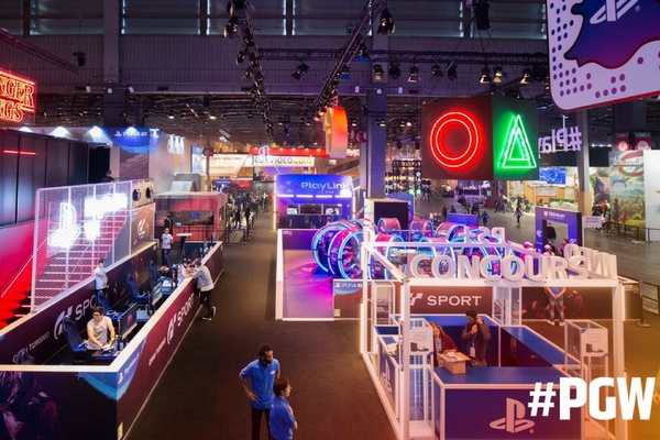 Paris Games Week 2017 - 2ème journée !