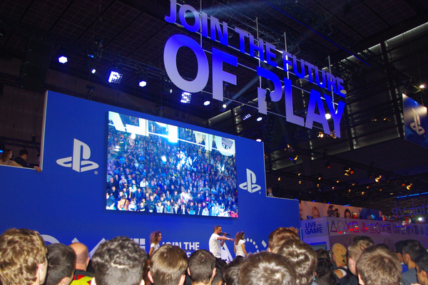 PGW 2018 - L'Esport avec PlayStation