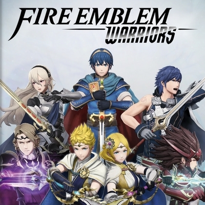 Fire Emblem Warriors Action