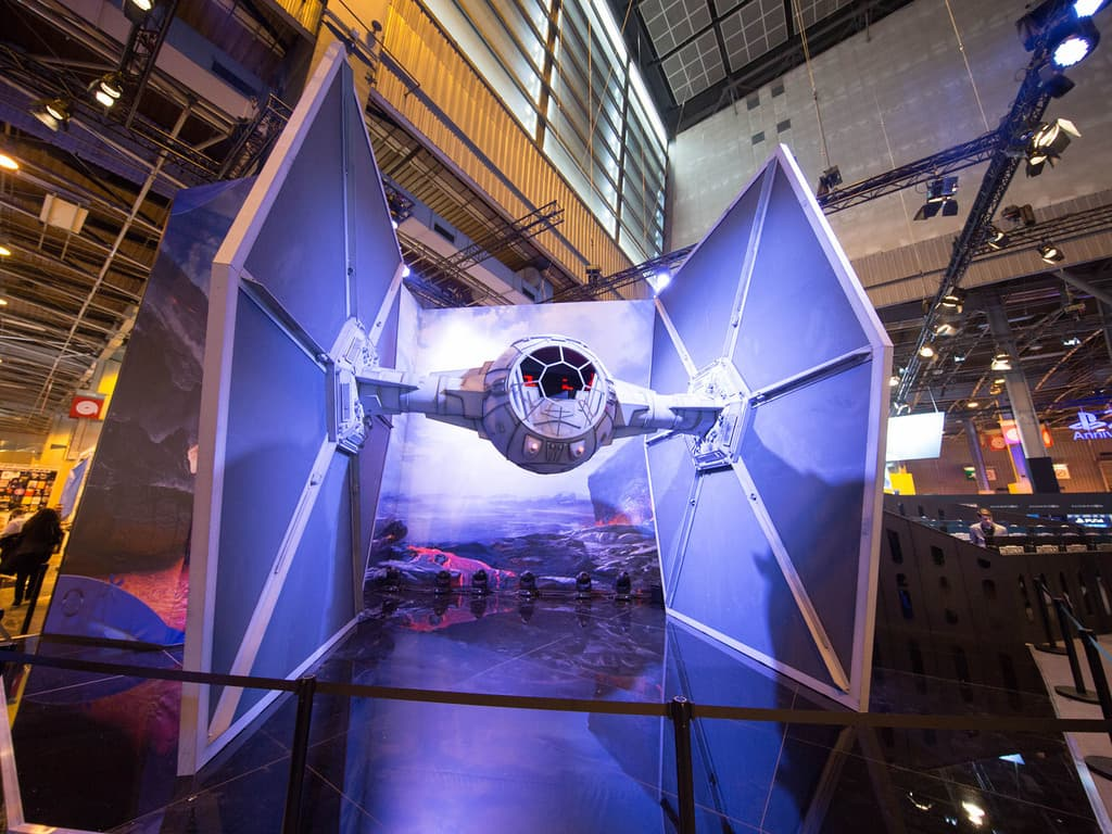 Star Wars, TIE Fighter