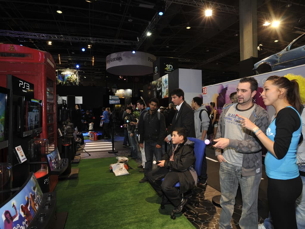 PGW - 2010 - Playstation move