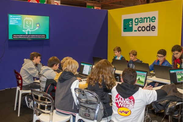 PGW 2018 - GameCode