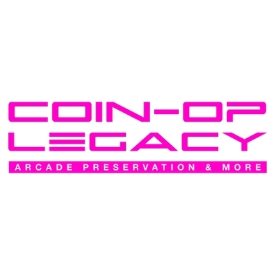 COIN-OP LEGACY - ARCADE PRESERVATION