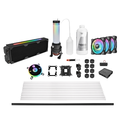 Kit de watercooling Pacific CL360 MAX LCS