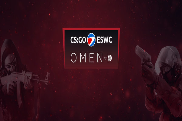 FINALE ESWC CS:GO OMEN BY HP