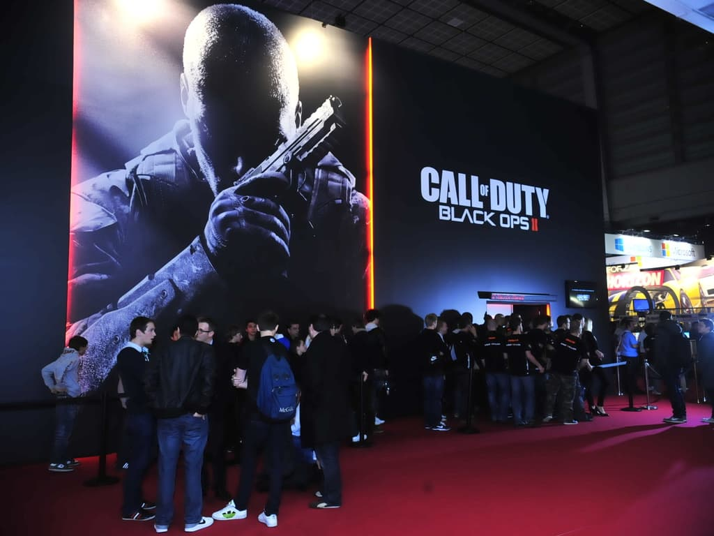 PGW - 2012 - Call of Duty Black Ops 2