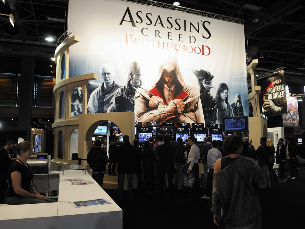 PGW - 2010 - Assassin's Creed Brotherhood