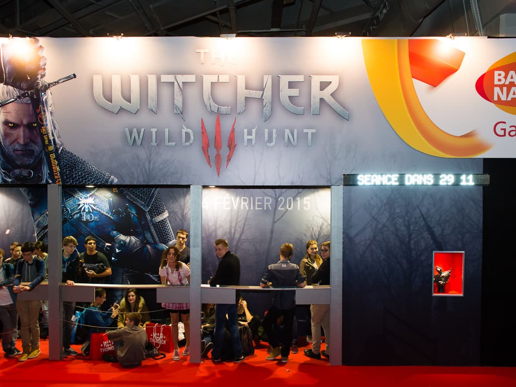PGW - Mercredi 29 Octobre 2014 - Fil d'attente The Witcher 3 : Wild Hunt