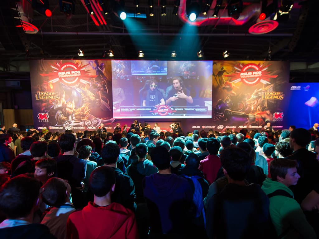PGW - 2013 - Asus ROG Tournament - League of Legends